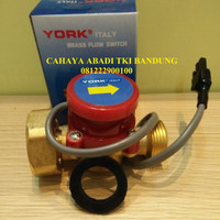 "Flow Switch York 1"" - 3/4"" Otomatis Pompa Dorong (Booster Pump)"