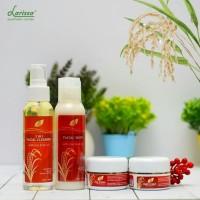 Larissa Paket Face Product With Rice Bran Oil - Kulit Kering
