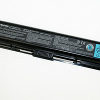 Original Baterai Laptop TOSHIBA Satellite A200 A205 A210 A300 A500