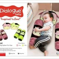 Dialogue baby bantal guling milky series set bantal guling bayi bantal