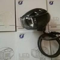 Lampu Sorot LED RTD E03C 20W + USB Charger HP TEMBAK Waterproof motor