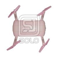 JJRC H37 Elfie PINK Foldable Pocket Drone Selfie Drone HD Camera