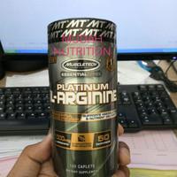 Muscletech PLATINUM L-ARGININE 100 Caps - Nitrix Muscletech