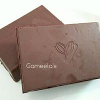 Coklat Batangan Tulip Master Baker Repack 500 gr - Dark Chocolate DCC