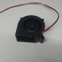 12V 40 x 40 Mini Blower Fan Kipas Brushless DC Cooling Turbo Cooler