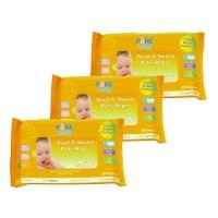 Pure Baby H&M Orange 3x10s
