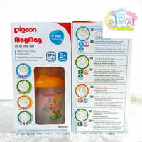 Cangkir Minum Pigeon Magmag Training Cup All in One Set