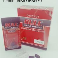 Bull carbon brush GBM350
