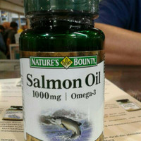 Salmon oil natures bounty / natures bounty salmon oil