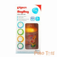 Botol Pigeon Mag-Mag All in One Set Training Cup