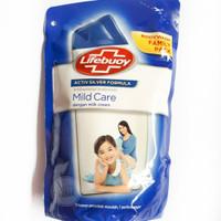Lifebuoy Active Silver Mild Care Body Wash 450 ml