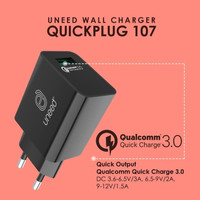 UNEED WALL CHARGER QUALCOMM QUICKCHARGE 3.0 UCH107