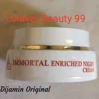 Immortal Enriched Night Cream - krim malam anti aging dgn moisturizer