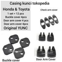 Car door lock & arm cover mobil Honda HRV CRV