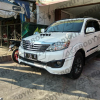 Bodykit Toyota Grand Fortuner TRD Sportivo (Front only)