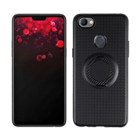 Case Oppo F7 Magnetic Ring Shockproof