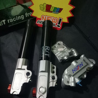 Tabung shock rt stage 6 nissin