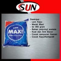 Lem Putih Kayu / Kertas / Keramik / Semen Maxi 350 Gram