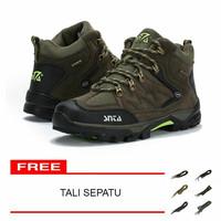 Sepatu Gunung SNTA 469 Green-Sepatu Murah