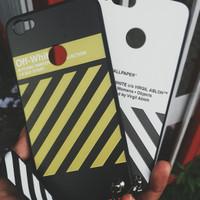 Off white custom case redmi note 5a prime