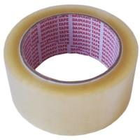 Lakban Transparan Daimaru Size 2 Inch atau 48mm - Bening