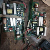Pcb board for UPS seri 5 level 1