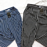 Stripe Pants Zarra New