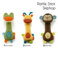 Mainan bayi rattle stick / baby toys rattle / mainan edukasi bayi