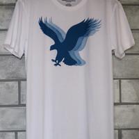 Baju Kaos Oblong Pria Crewneck American Eagle Original #1002 - S