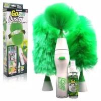 Go Duster Portable Cleaner Kemoceng Elektrik Pembersih Debu Berputar