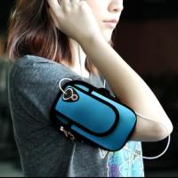 Sport Arm Bag Pouch for Key Holder, Handphone etc , Tas lengan Outdoor