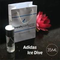 Parfum Refil Adidas Ice Dive 35ML