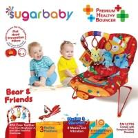 Sugar Baby Premium Healthy Bouncer - BEAR & FRIENDS