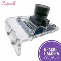 Bracket Mounting Dudukan Camera OV7670 Holder Kamera Acrylic Case