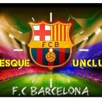 jam dinding-meja BARCA - MESQUE UN CLUB