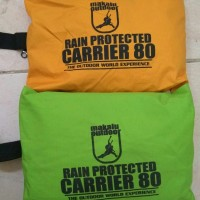 Rain Cover Bag Makalu 80 Liter