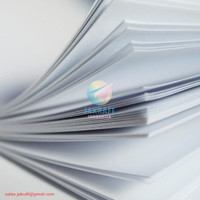 Kertas Art Paper Carton Karton A4 210 Gsm Gram Putih Glossy