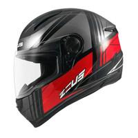 Helm Zeus ZS811 / Z811 J20 Black Red