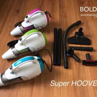 Vacum Cleaner Super Hoover Bolde Handy Cyclone Vacuum Penyedot Debu