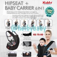 Kiddy [Hiprest / Hipseat] New Baby Carrier 2018