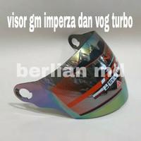 Kaca / visor helm gm impereza / vog / maz