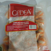 CEDEA FISH DUMPLING CHEESE 500GR