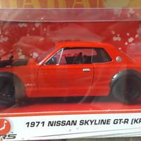 Diecast Jada Toys Nissan Skyline GT-R KPGC10