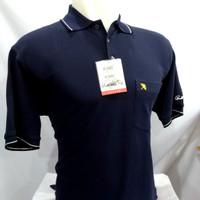 Kaos Kerah Polo Shirt Pria ARNOLD PALMER 100% ORIGINAL NAVY DONGKER