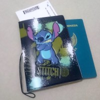 Passport Cover / Case + Card Holder Stitch