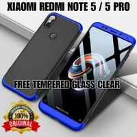 XIAOMI REDMI NOTE 5 PRO CASE 360 PROTECT GKK CASE REDMI NOTE 5 MI 6X