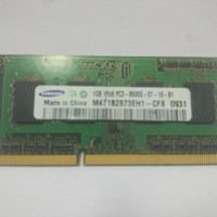 RAM SODIMM DDR 3 1GB SAMSUNG PC 8500