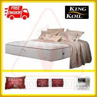 King Koil Chiro Endorsed 200 x 200 200x200 Spring Bed Only Springbed
