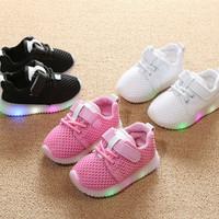 Prewalker/sepatu bayi/sepatu anak/prewalker import/sepatu LED