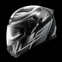 Helm Zeus ZS813 / Z813 Black Silver